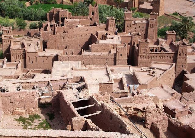 As ruínas do maior estado de seu tempo - o reino da Babilônia
