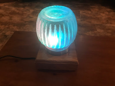 I built a funky mood light!