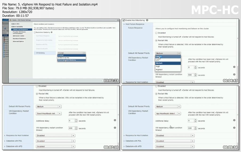 Hướng dẫn học VMware vSphere 6.5 từ cơ bản tới nâng cao.