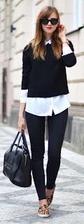 camisa social branca feminina, roupa feminina para escritório