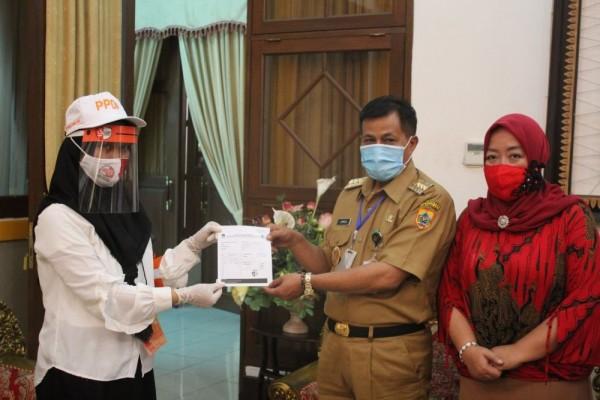 Bupati Pemalang dan Istri Positif, Gedung DPRD Jateng Tutup