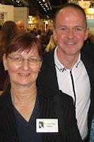 Autorenduo Valerie le Fiery und Frank Böhm