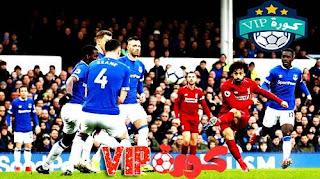 جو فور كورة مباراة ليفربول ضد ايفرتون في الدوري الانجليزي kora extra