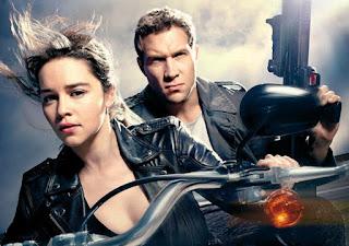 Emilia Clarke Jai Courtney Terminator Genisys