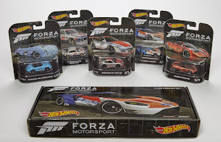 hot wheels forza 5 car set