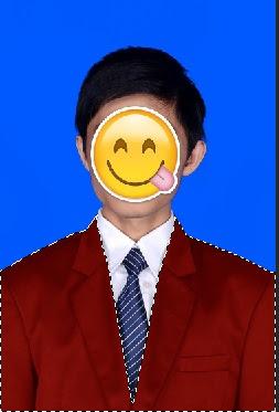 Cara Merubah Warna Jas di Photoshop