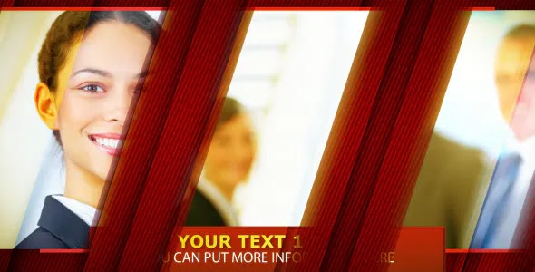 Videohive - Red Corporate Business 482608