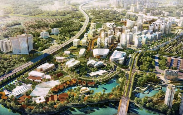 bsd city hunian untuk generasi milenial