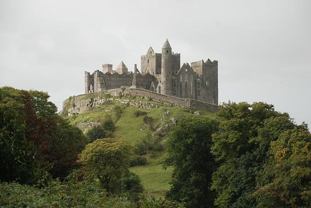 castelos para visitar irlanda