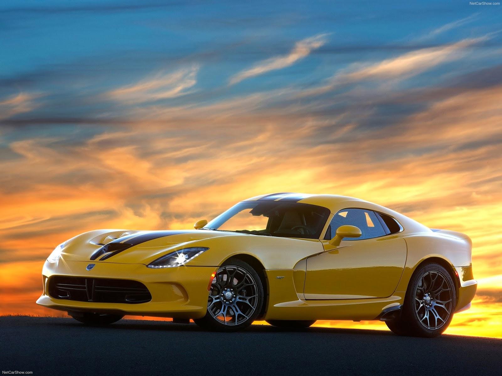HD Wallpapers: Dodge SRT Viper 2013 Wallpapers