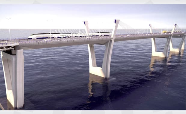 Saudi Bahrain new King Hamad Causeway to cost 4 BIllion Dollars