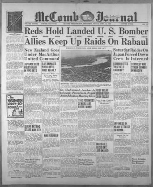 McComb Journal, 24 April 1942 worldwartwo.filminspector.com