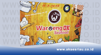 Lowongan Waroeng Ok Seafood Pekanbaru November 2017
