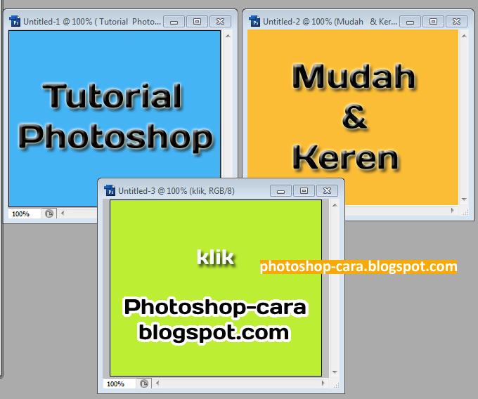 Cara Membuat Banner Animasi Dengan Photoshop