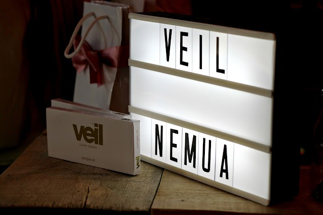 Veil's Beauty Event with the North East Makeup Academy