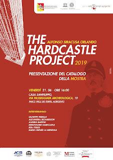 The Hardcastle Project: presentazione catalogo mostra e incontro con la scrittrice Alexandra Richardson