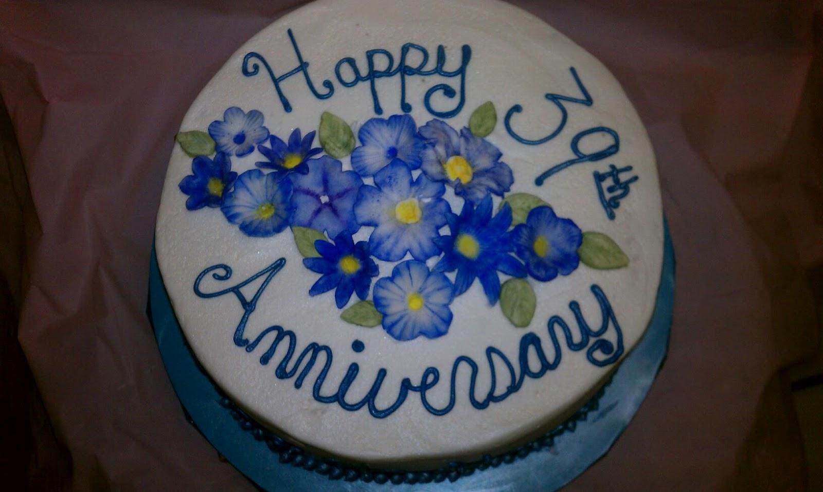 Happy Th Wedding Anniversary Cakes