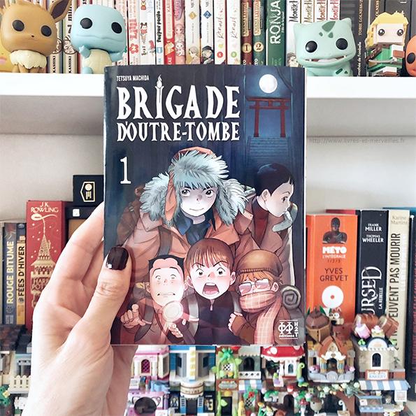 Manga seinen : Brigade d'outre-tombe