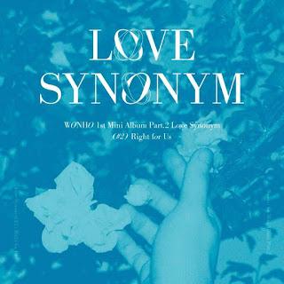 WONHO Love Synonym #2 : Right for Us