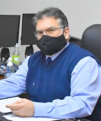 EL INTENDENTE ALFREDO FRANCOLINI CONFIRMÓ DIAGNÓSTICO POSITIVO DE COVID-19