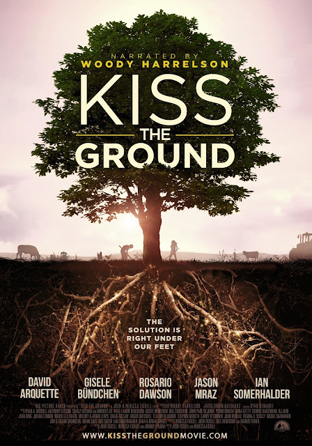 Rebecca & Josh Tickell's 'Kiss the Ground' Available On Netflix September 22 [Trailer Included]