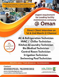 Facility Maintenance Company in Oman