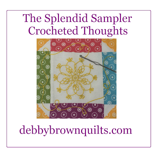 The Splendid Sampler -- Crocheted Thoughts