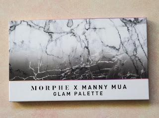 Review Morphe X Manny MUA Glam Palette