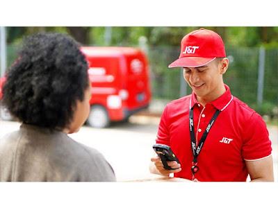 Lowongan Kerja Freelance Kurir Di J&T Express Bandung