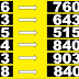 Thai Lottery Lucky 3up Tips For 16-12-2018