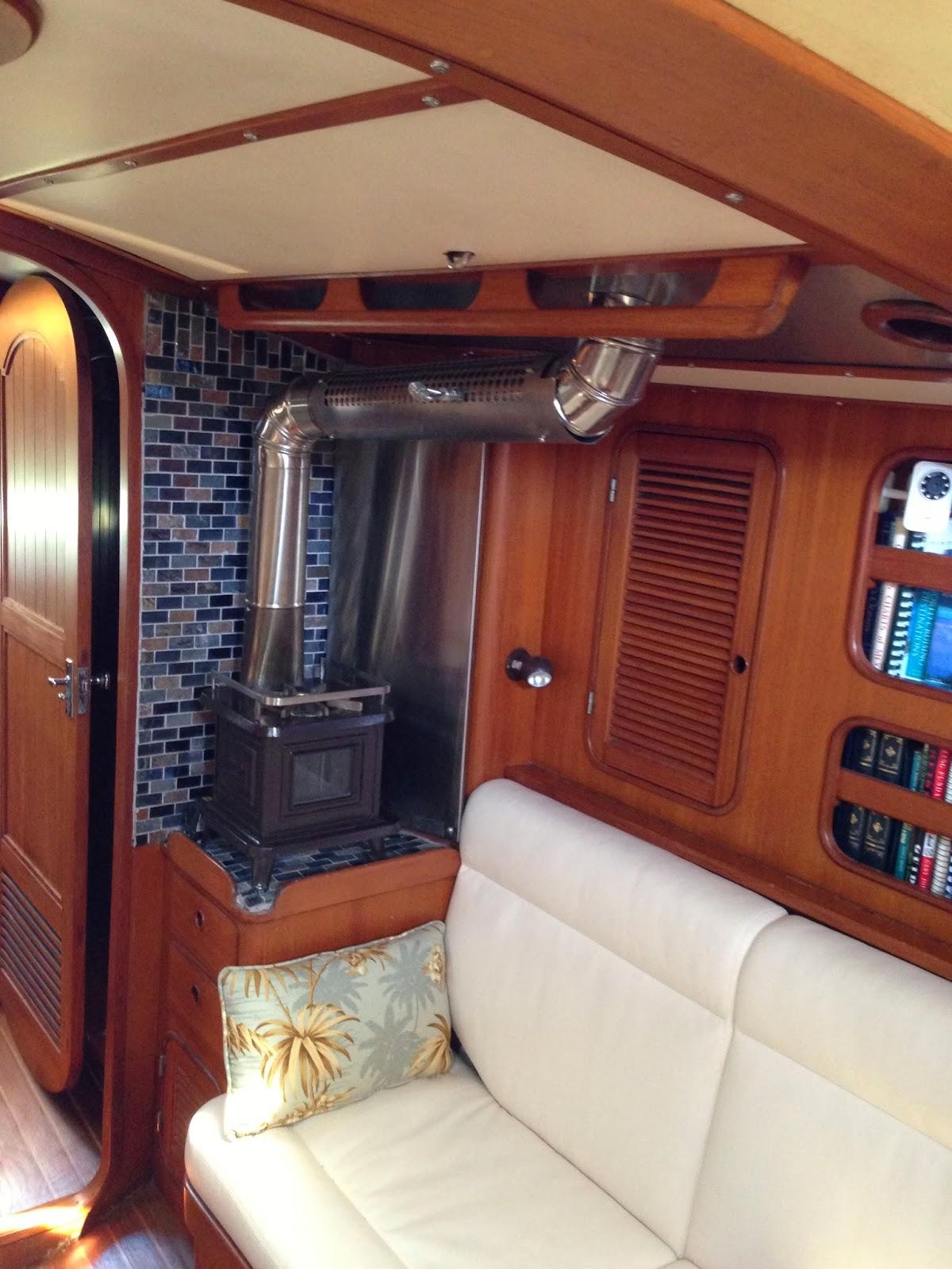 Norseman 447 Cc Center Cockpit Sailboat For Sale