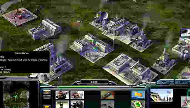 command and conquer Game Kerajaan Offline pc