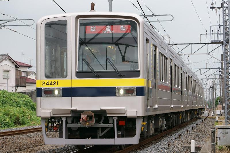 東武鉄道20400系