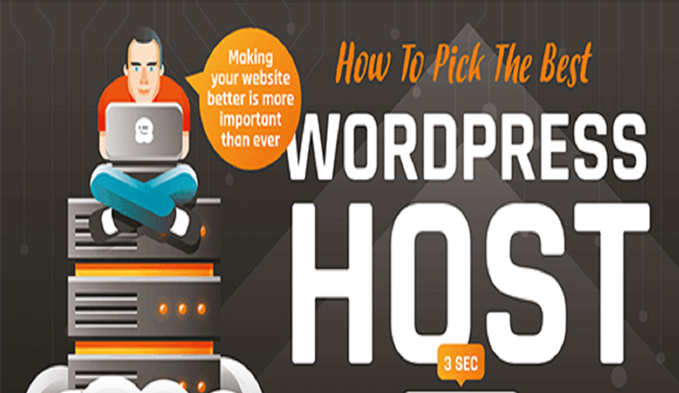 How to Choose the Best WordPress Hosting in 2021 (Compared)  #infographic