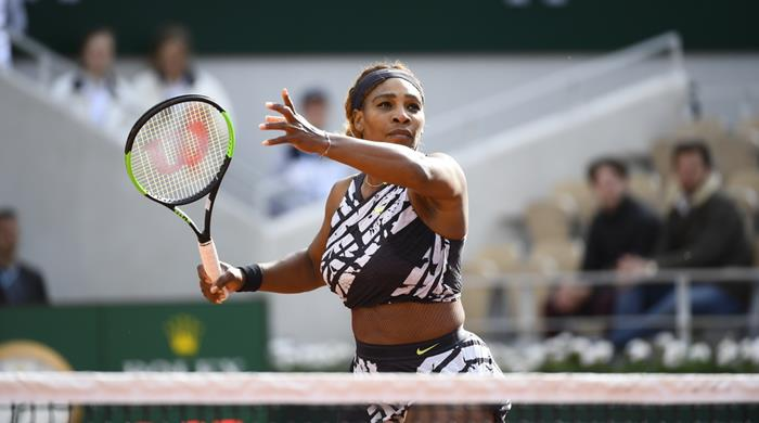 Serena Williams French Open 2019