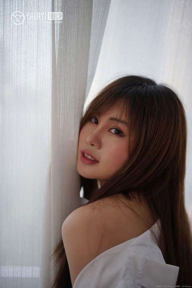 YALAYI雅拉伊  2018.05.26 NO.002 妮妮的黑丝诱惑 艾妮妮 - idols