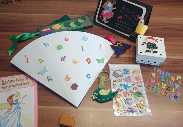 [DIY] Schulanfang-Special: Geschenkideen Übersicht