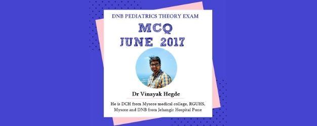 MCQ in pediatrics