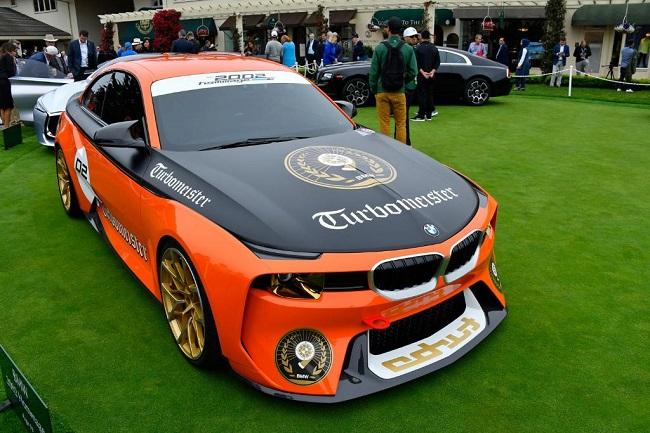 Bmw 2002 Hommage Celebrates History Of Turbo Cars Carsfresh