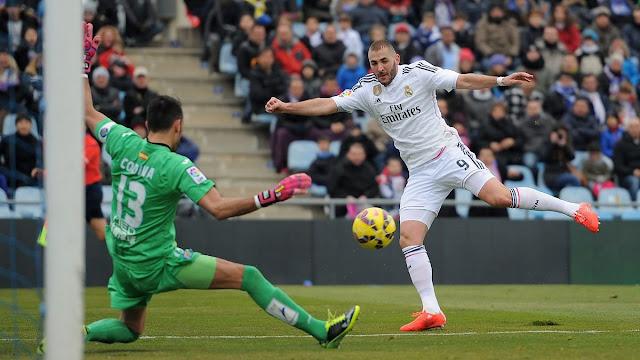 Prediksi Bola Getafe vs Real Madrid Liga Spanyol
