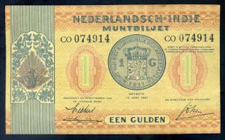 Mata Uang Gulden Belanda