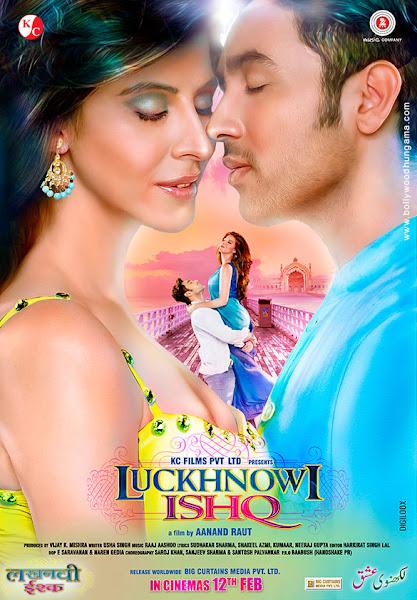 Luckhnowi Ishq (2016) Movie Poster