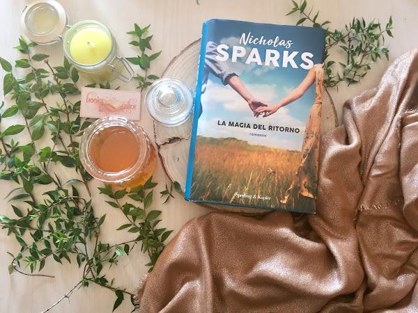 [RECENSIONE] La magia del ritorno di Nicholas Sparks