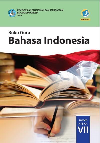 Buku Teks Pelajaran Bahasa Indonesia Kurikulum 2013 Revisi 2017