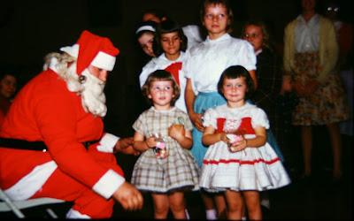 Robin Bean, Bakersfield, California, Santa, Christmas, traditions, genealogy, family