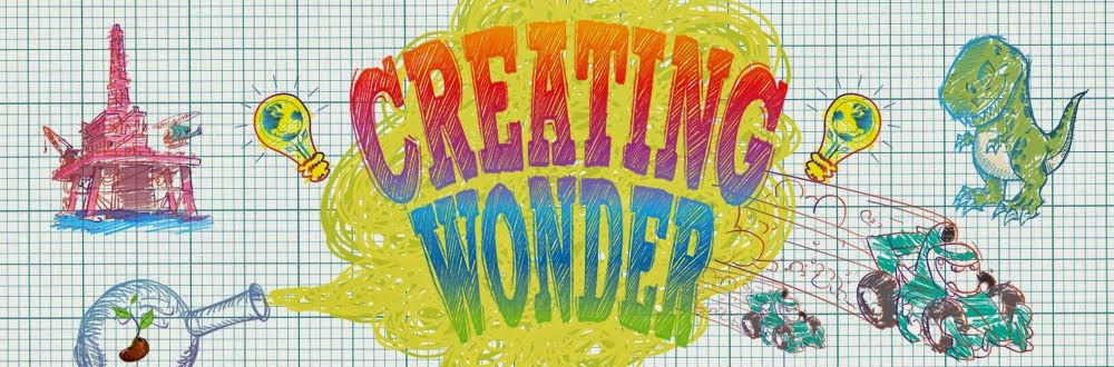 Creating Wonder - the Petrosains Blog
