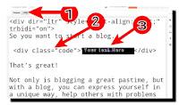 Stylish-code-box-kaise-add-kare