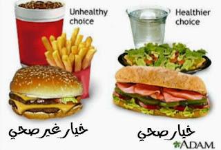 اضرار وجبات ماكدونالدز السريعة