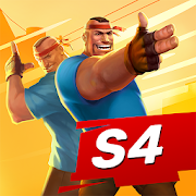 Playstore icon of Guns of Boom