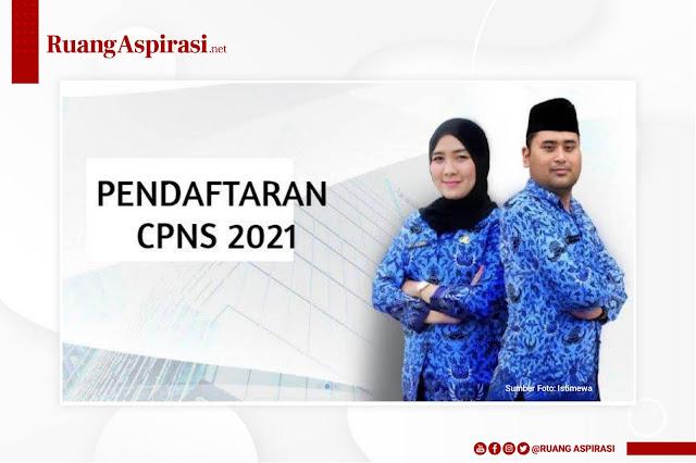 Jumlah Formasi Jabatan Penerimaan CPNS dan PPPK di Kabupaten Situbondo 2021!